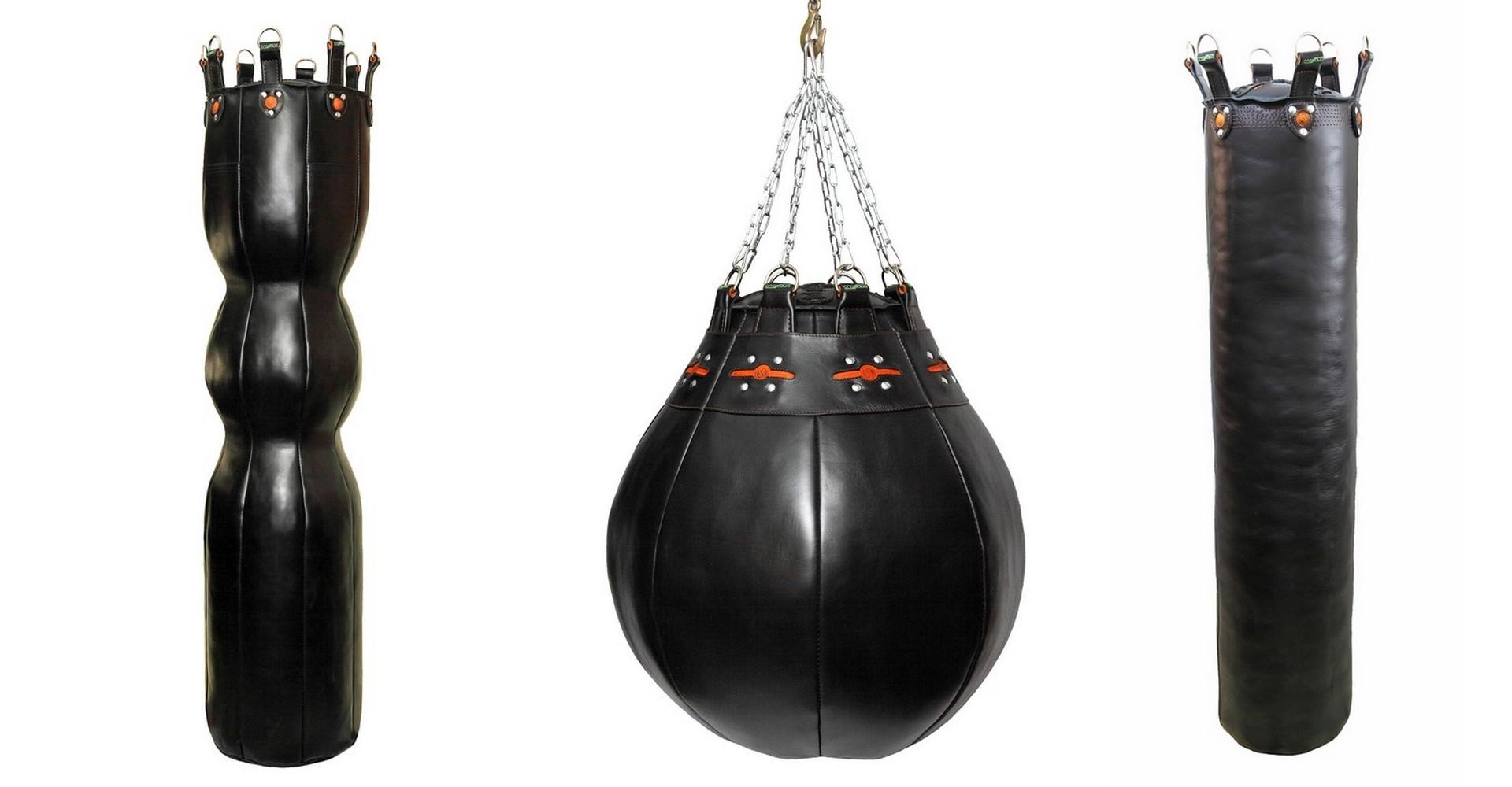 Боксерские мешки
