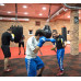Боксерский кожаный мешок Тяжеловес (Конус)