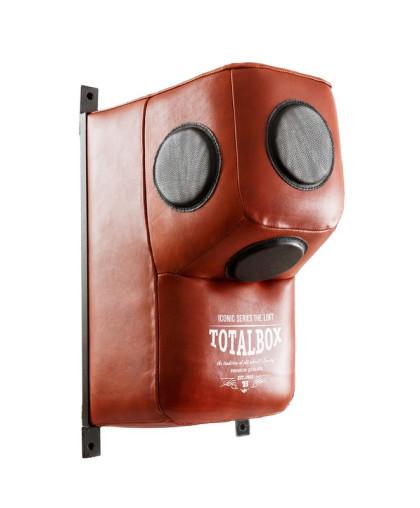 Боксерская настенная подушка TOTALBOX LOFT Г-образная с мишенями