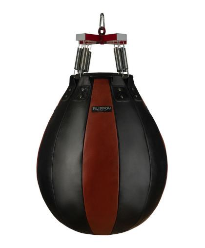 Боксерская груша FILIPPOV-DYNASTY Шар-Гигант кожаная