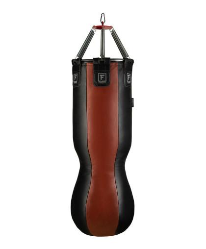 Боксерский мешок FILIPPOV-DYNASTY Восьмерка кожаный