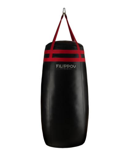 Мягкий боксерский мешок BURAN «onePRO FILIPPOV» кожаный