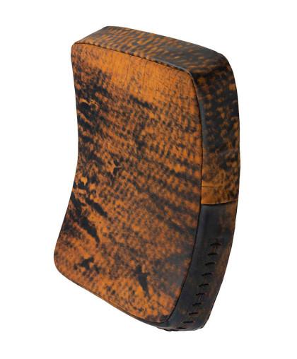 Макивара изогнутая «DIKO FILIPPOV» из буйволиной кожи