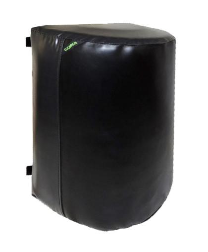 Боксерская настенная подушка Полукруглая