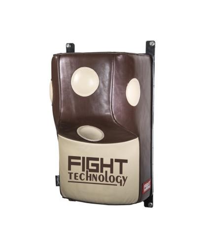 Боксерская настенная подушка Fighttech Custom Апперкотная