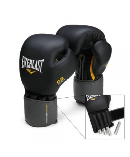 Перчатки боксерские EVERLAST C3 Pro Weighted с утяжелителем