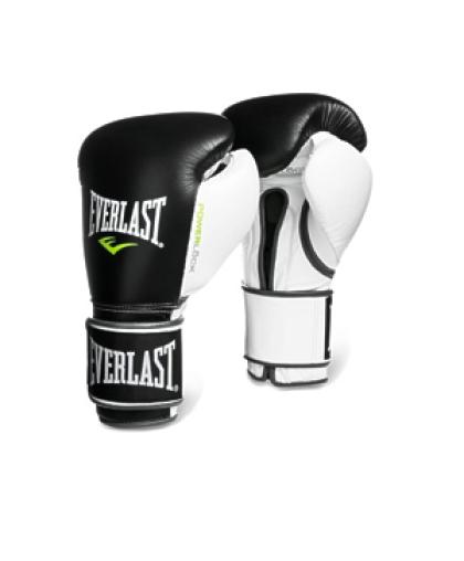 Перчатки боксерские EVERLAST POWERLOCK на липучке