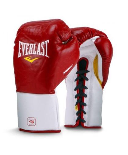 Перчатки боксерские боевые EVERLAST MX Elite Fight
