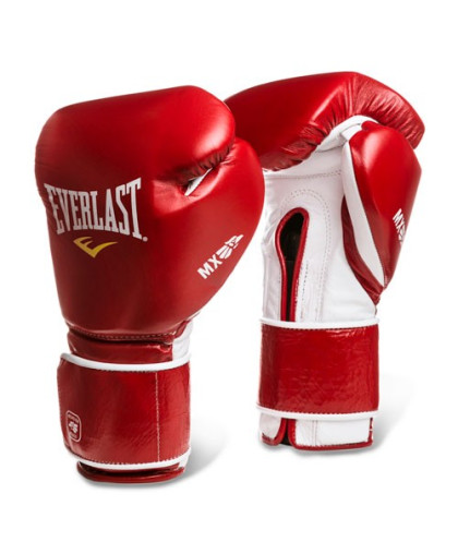 Перчатки боксерские MX Training на липучке