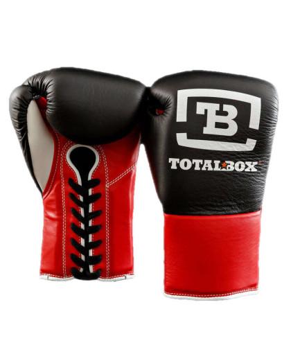 Перчатки боксерские профессиональные TOTALBOX
