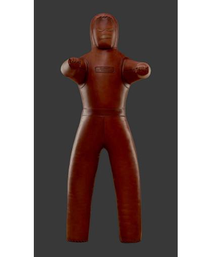 Борцовский двуногий манекен ELITE 1955 FILIPPOV из кожи TrygSol