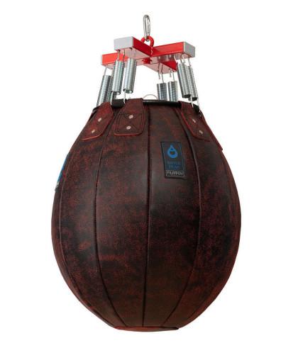 Водоналивная боксерская груша «BIG WATER PEAR FILIPPOV» из натуральной кожи