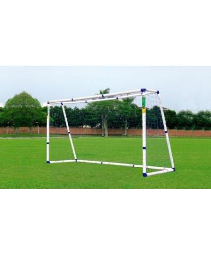 Профессиональные футбольные ворота из пластика PROXIMA JC-366, размер 12/8 футов