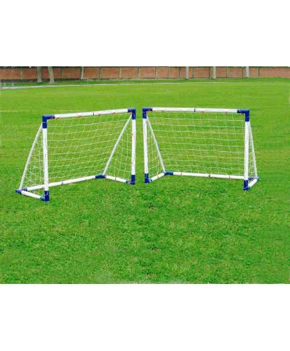 Детские футбольные ворота (пара) PROXIMA JC-429A, размер 4 фута
